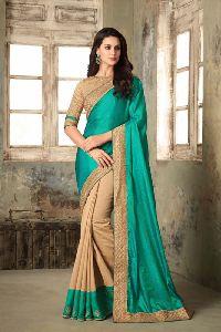 Charming Silk Bridal Saree