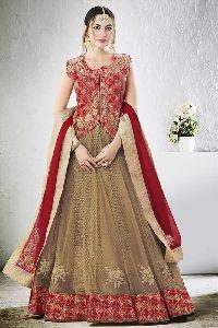 Silk Based Lehenga