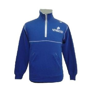 Mens Blue Sweatshirt