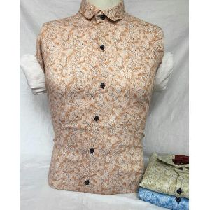 1525feb3bd4c Men Printed Cotton Shirt - Manufacturers, Suppliers & Exporters in India