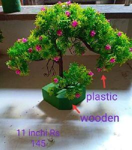 Plastic Flower Plants