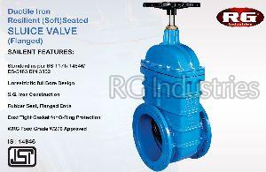 Soft Seated Resilient Gate Valves