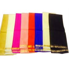 Plain Kota Silk Saree