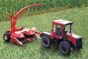 Fodder Harvester