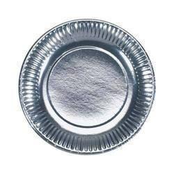 Silver Buffet Plate