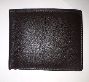 Black Leather Wallet
