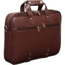 Leather Stylish Laptop Bag