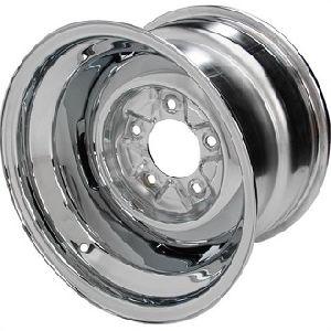 Steel Comet Wheels