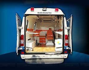 Mobile Dental Vans