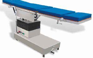 Remote Control Electro Hydraulic O.t. Table