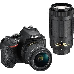 Nikon D5600 Digital Dslr Cameras 18-55mm 70-300mm