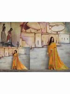 Designer Soft Silk Saree With Free Blouse