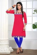 Women Wear Designer Jaipuri Cotton Kurti