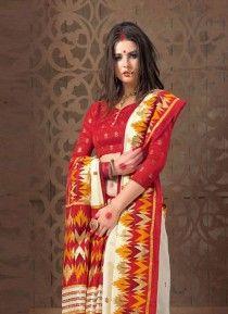 Beautiful Designer Printed Silk Sarees