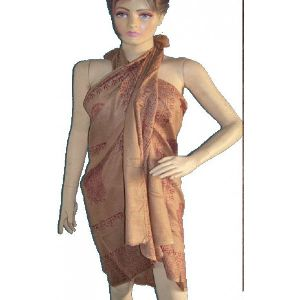 Cotton Batik(wax Dyeing) Pareos