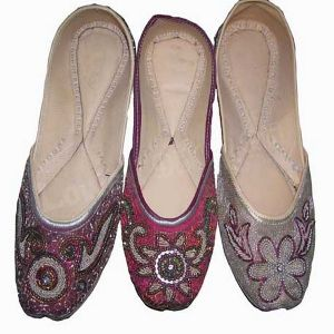 DABCA EMBROIDERY SHOES