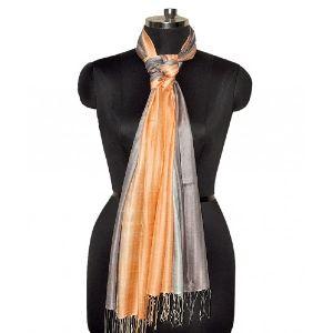 Silk Modal Ombree Dyed Shawls