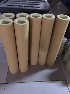 High Temperature PBO And Para Aramid Felt Tube Nomex And Polyester Roller