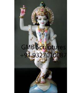 Alar For Home Ambaji Marble Murti Beautiful Budhha Idol