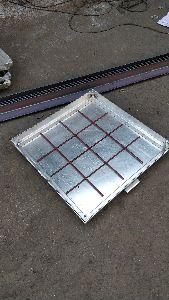 Aluminium Manhole Cover