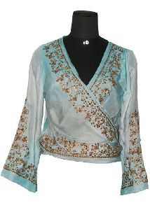 Ladies Tops: Silk
