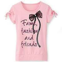 Girls Fashion Tops