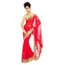 Party Wear Saree Ethnic Wedding