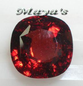 Hessonite Garnet Precious Stone