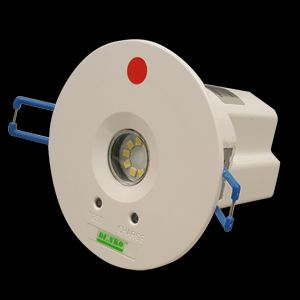 Led Recessed Emergency Light