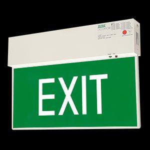 LED Slim Emergency Exit Sign