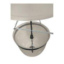 Wall Hanging Glass Bell Jar
