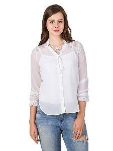 Bohemian Lace Yock Shirt