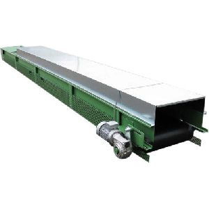 Trough Type Belt Conveyor System