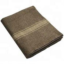 Italian Military Wool Blankets