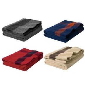 Woolen Army Blankets
