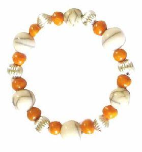 Resin Beaded Bracelets