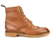 Welted Handmade Leather Ankle Boots