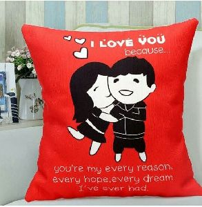 Polyster Printed Cushion Covers