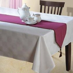 Pure Cotton Table Runners
