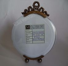 Exclusive Antique Round Picture Frame