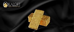 Gold Casted Bars