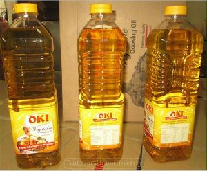Vegetable Oil with competitive