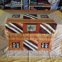 Silk Fabric Bed Cover Bed Sheet