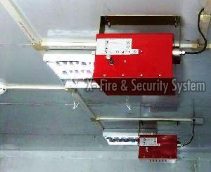 Aerosol Based Fire Suppression System Services