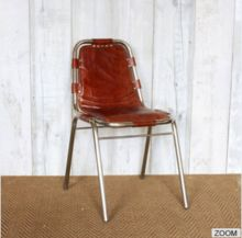 Leather Dining Room Chair
