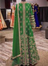 Heavy Embroidery Work Anarkali Suit