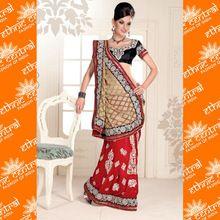 Wedding Silk Fabric Saree