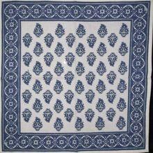 Hand Block Printed Table Cloth Mat