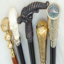 Collectible Walking Sticks