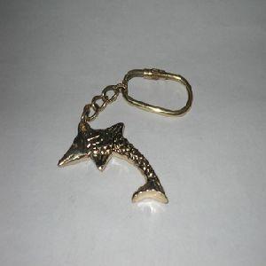 Nautical Sea Fish Key Chain